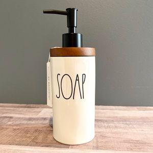 Rae Dunn SOAP Dispenser